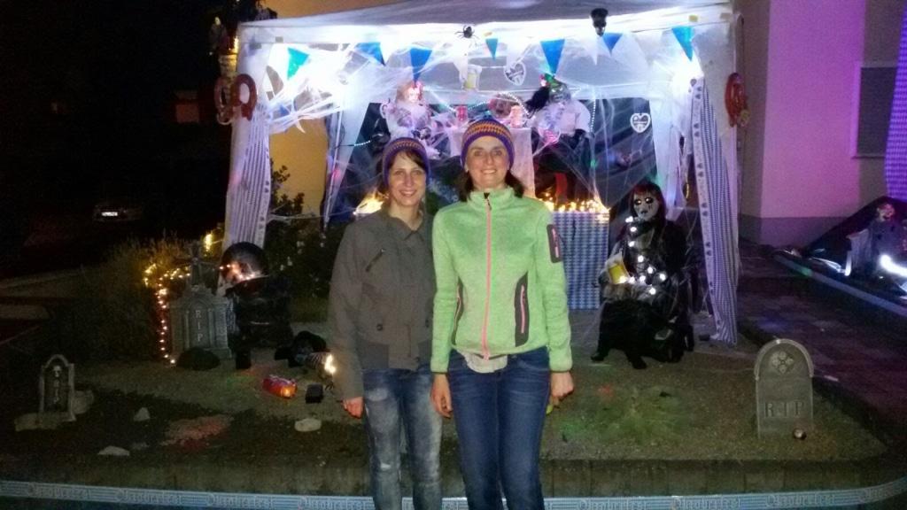 Bild Halloweenlauf