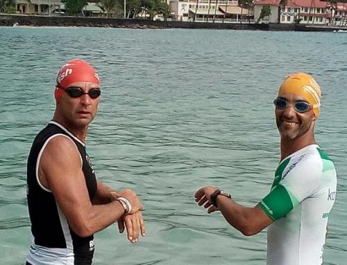 Mustafa Okyay und Daniel Schallmo vertreten das Saarland beim Ironman auf Hawaii